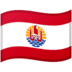 🇵🇫 flag: French Polynesia Emoji on Google Platform