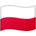 🇵🇱 Poland Flag Emoji on Google Platform