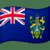 🇵🇳 flag: Pitcairn Islands Emoji on Google Platform