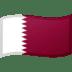 🇶🇦 flag: Qatar Emoji on Google Platform