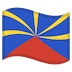 🇷🇪 Réunion Flag Emoji on Google Platform