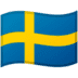 🇸🇪 flag: Sweden Emoji on Google Platform