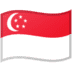 🇸🇬 flag: Singapore Emoji on Google Platform