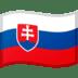 🇸🇰 flag: Slovakia Emoji on Google Platform