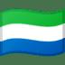 🇸🇱 flag: Sierra Leone Emoji on Google Platform