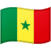 🇸🇳 flag: Senegal Emoji on Google Platform