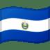 🇸🇻 flag: El Salvador Emoji on Google Platform