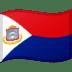 🇸🇽 flag: Sint Maarten Emoji on Google Platform