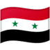 🇸🇾 Syria Flag Emoji on Google Platform