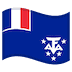 🇹🇫 French Southern Territories Flag Emoji on Google Platform