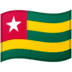 🇹🇬 flag: Togo Emoji on Google Platform