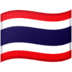 🇹🇭 flag: Thailand Emoji on Google Platform