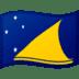 🇹🇰 flag: Tokelau Emoji on Google Platform