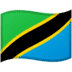 🇹🇿 flag: Tanzania Emoji on Google Platform