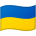 🇺🇦 flag: Ukraine Emoji on Google Platform