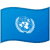 🇺🇳 flag: United Nations Emoji on Google Platform