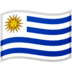 🇺🇾 flag: Uruguay Emoji on Google Platform