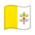 🇻🇦 flag: Vatican City Emoji on Google Platform