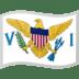 🇻🇮 flag: U.S. Virgin Islands Emoji on Google Platform