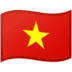 🇻🇳 flag: Vietnam Emoji on Google Platform