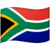 🇿🇦 flag: South Africa Emoji on Google Platform