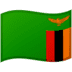 🇿🇲 flag: Zambia Emoji on Google Platform