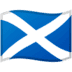 🏴󠁧󠁢󠁳󠁣󠁴󠁿 Scotland Flag Emoji on Google Platform