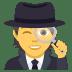 🕵️ detective Emoji on Joypixels Platform
