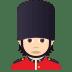 💂🏻 guard: light skin tone Emoji on Joypixels Platform