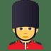 💂♂️ man guard Emoji on Joypixels Platform