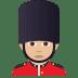 💂🏼♂️ Medium Light Skin Tone Male Guard Emoji on JoyPixels Platform