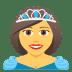 👸 Princess Emoji on JoyPixels Platform