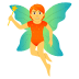 🧚 fairy Emoji on Joypixels Platform