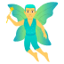 🧚‍♂️ man fairy Emoji on Joypixels Platform