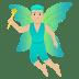 🧚🏼♂️ man fairy: medium-light skin tone Emoji on Joypixels Platform