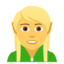 🧝 elf Emoji on Joypixels Platform