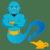 🧞♂️ Male Genie Emoji on JoyPixels Platform