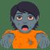 🧟 Zombie Emoji on JoyPixels Platform