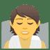 🧖 person in steamy room Emoji on Joypixels Platform