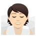 🧖🏻 person in steamy room: light skin tone Emoji on Joypixels Platform