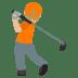 🏌🏼 Medium Light Skin Tone Person Golfing Emoji on JoyPixels Platform