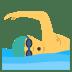 🏊♂️ man swimming Emoji on Joypixels Platform
