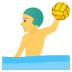 🤽‍♂️ man playing water polo Emoji on Joypixels Platform