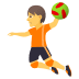 🤾 person playing handball Emoji on Joypixels Platform