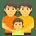 👪 family Emoji on Joypixels Platform