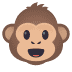 🐵 Monkey Face Emoji on JoyPixels Platform
