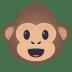 🐵 monkey face Emoji on Joypixels Platform