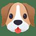 🐶 Mukha ng Aso Emoji sa JoyPixels Platform