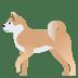 🐕 dog Emoji on Joypixels Platform