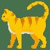 🐈 cat Emoji on Joypixels Platform